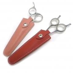 5吋單支質感剪刀套