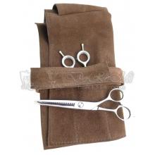 折疊式麂(ㄐㄧˇ)皮捆包/剪刀捲袋