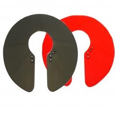圓型頸部圍巾(磁扣)