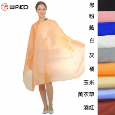 K01 華可WAKO 米蘭刈布圍巾(魔鬼粘)