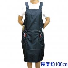時尚H型工作服