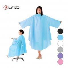 K04 華可WAKO 有袖圍巾(魔鬼粘)