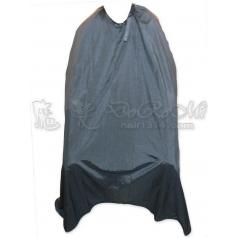 燙染圍巾/訂製圍巾-黑 (綁、黏)