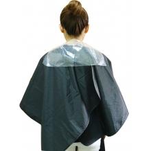 拋棄式染燙髮用透明護領巾(短)