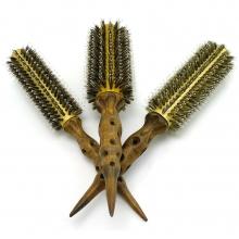 韓風鋁管洞洞圓梳