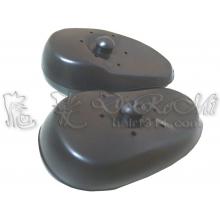 透明耳罩E-黑