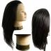 20吋 老師用金底白字冠軍頭/805 優質版 /髮質更好/長髮量更多