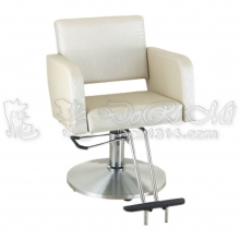 高級客座美髮油壓椅
