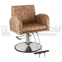 高級客座美髮油壓椅B