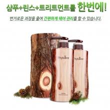 韓國進口 Phyto tree 松樹頭皮淨化髮浴/洗髮精 450ml