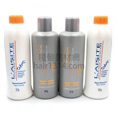 UA4 萊斯特 Laisite 雙氧/染髮顯色劑
