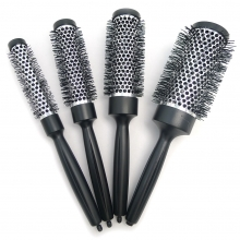 尖尾鐵圓梳/鋁管透氣圓梳