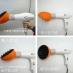 第三代 懶人風罩/熊掌熱風罩/煙斗風罩