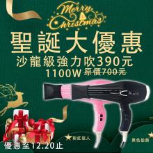 F00 魔髮DoReMi Hair1314 輕型吹風機 110V 1100W
