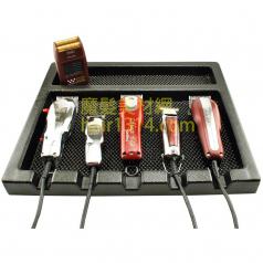 龱 電剪托盤/理髮器放置收納