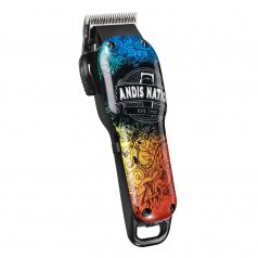 E00 美國Andis 安迪斯 無線可調式電剪 彩繪限量版 環球電壓