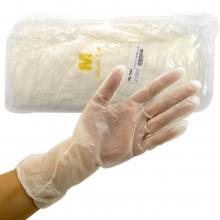 ZB6 顆粒加長手術手套 PVC 100入