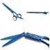 日本6吋 翼 藍鈦剪刀/片刃