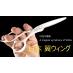 日本6吋 翼 白色交響曲剪刀/柳刃(乾溼剪兩用)