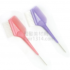 【染刷】鐵尖尾染髮梳 SM-038