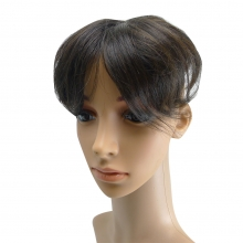 6吋 局部性整頂真髮
