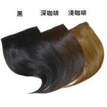 真髮瀏海髮片(2釦)
