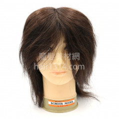 【男士頭】髮流向前 57A 軟質有琁男士冠軍頭