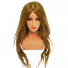 J03 有肩膀24吋超優質超長冠軍頭咖啡髮色(有睫毛款)  新祕專用