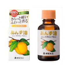 日本柳屋YANAGIYA 雅娜蒂 杏核深層護髮精油60ml