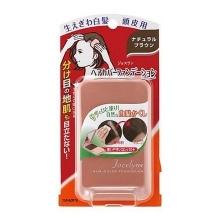 日本柳屋YANAGIYA 雅娜蒂 白髮遮瑕粉餅 褐色 13G