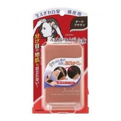 日本柳屋YANAGIYA 雅娜蒂 白髮遮瑕粉餅 黑褐色 13G